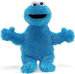 Sesame St -  Cookie Monster Soft Toy 25cmStuffed Plush Toy,30 x 18 x 18cm