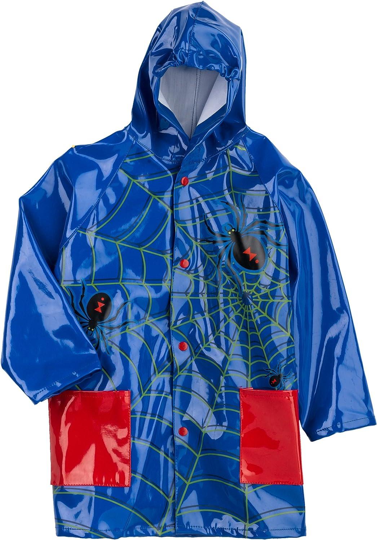 Western Chief Toddler/Little Kid Spider Raincoat