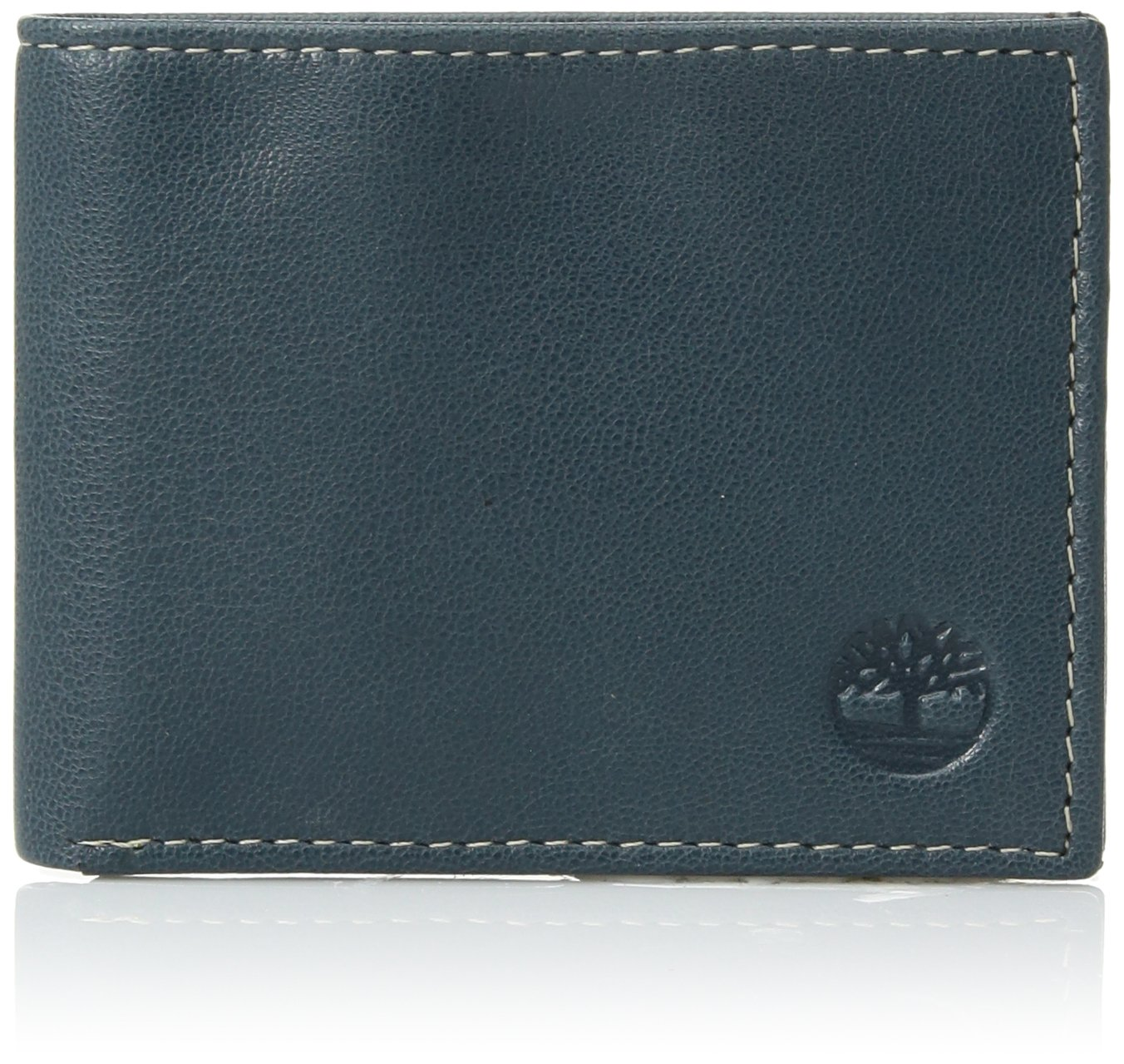 Timberland Mens Slimfold Leather Wallet
