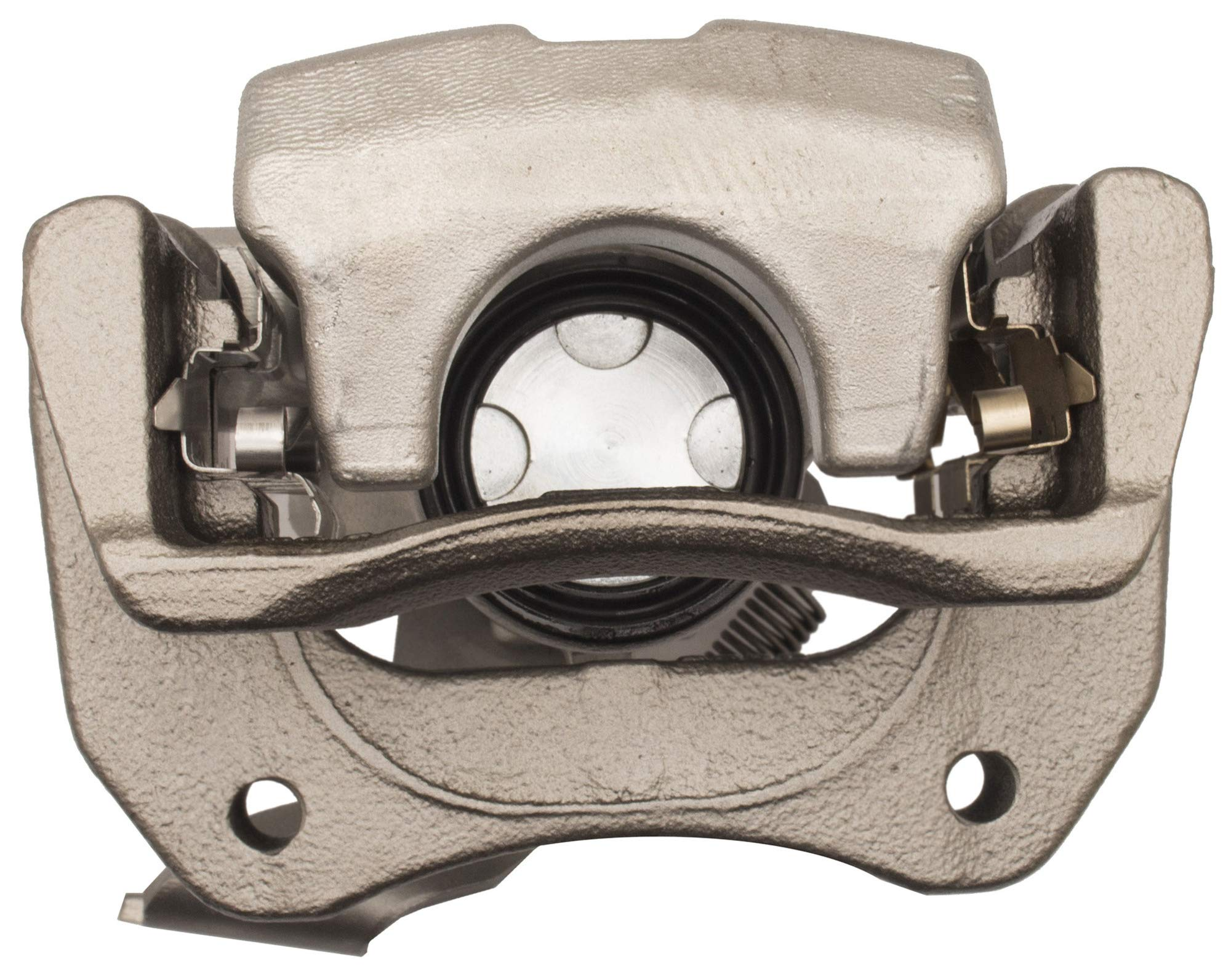 Friction Ready Coated Remanufactured ACDelco 18FR12686C Professional Rear Driver Side Disc Brake Caliper Assembly