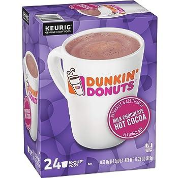Dunkin' Donuts Milk Chocolate