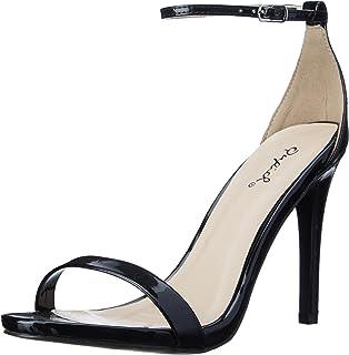 Qupid Women's Grammy-01 Dress Sandal