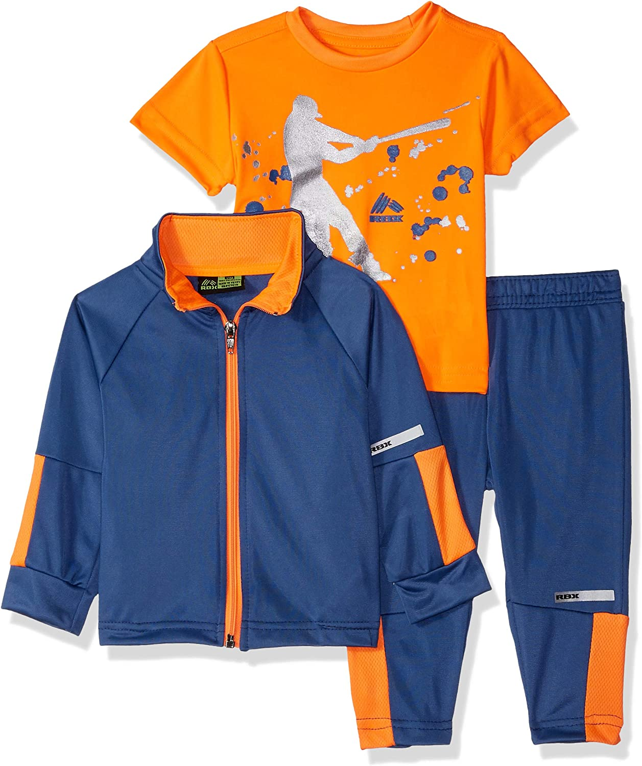 Tee and Pant Set RBX Boys Tricot Jacket