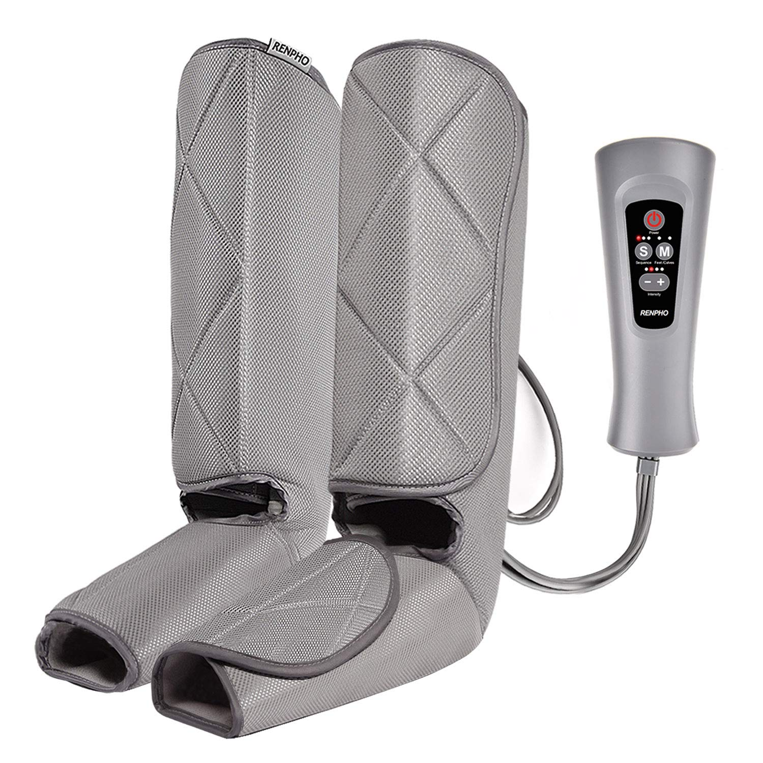 RENPHO Compression Massager Over Wide Intensities