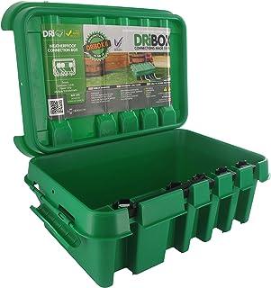rotpfeil Dribox medium 28 x 15 x 11 cm, groen, FL1859285G