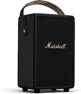 Marshall Tufton Przenośny Bluetooth Głośnik, Czarny/Brass