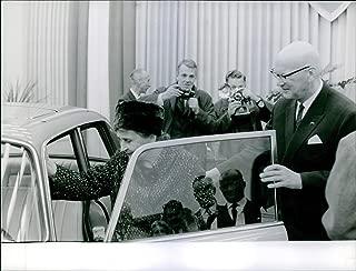 Vintage photo of A photo of Finnish politician Urho Kaleva Kekkonen.