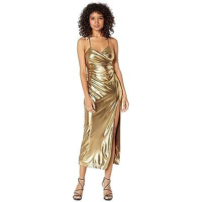 Bardot Aurelia Dress (Gold) Women