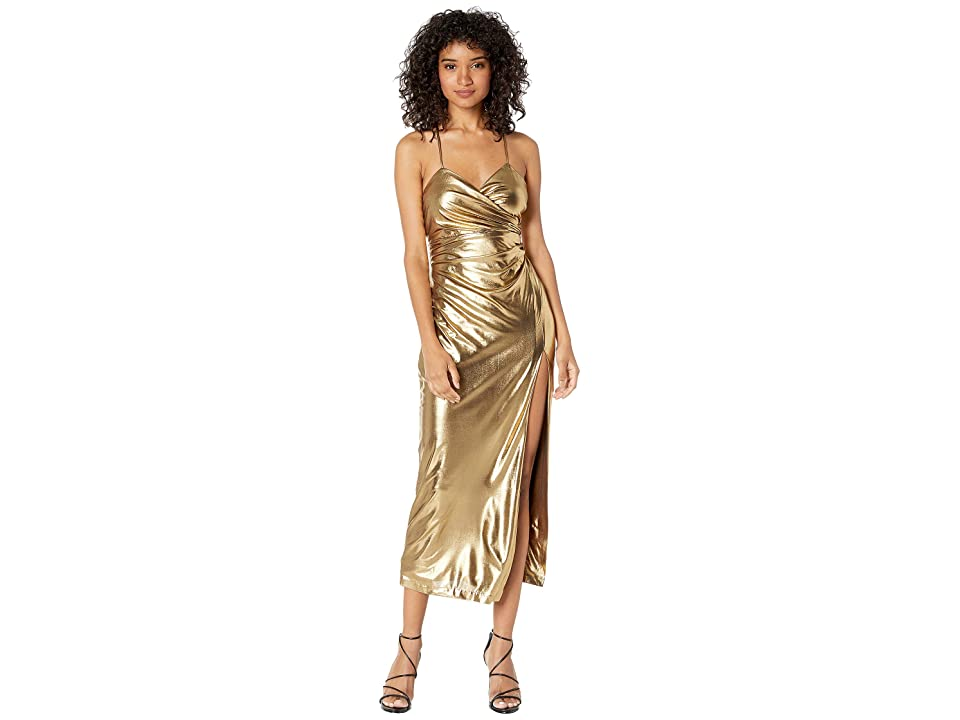 Bardot Aurelia Dress (Gold) Women