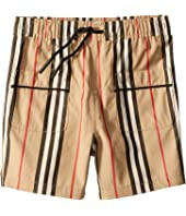 Burberry Kids - Conroy Icon Shorts (Infant/Toddler)