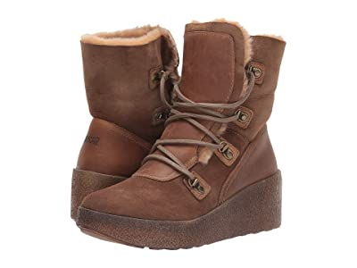 Cougar Dylan Waterproof (Draft Suede/Shearling) Women