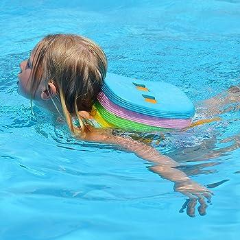 Back Float Safety Swim Trainer Swimming Bubble Belt