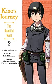kino's journey motorcycle