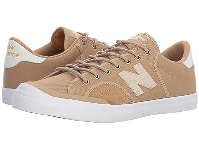 New Balance Numeric NM212 (Tan/White) Men