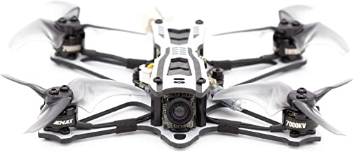 """EMAX Tinyhawk 2.5"""" Freestyle BNF 2s FRSKY Outdoor Drone Carbon Fiber Quad for Beginners"""