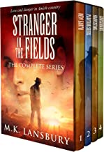 Stranger in the Fields (The Complete Series): Amish Romance Box Set (English Edition)