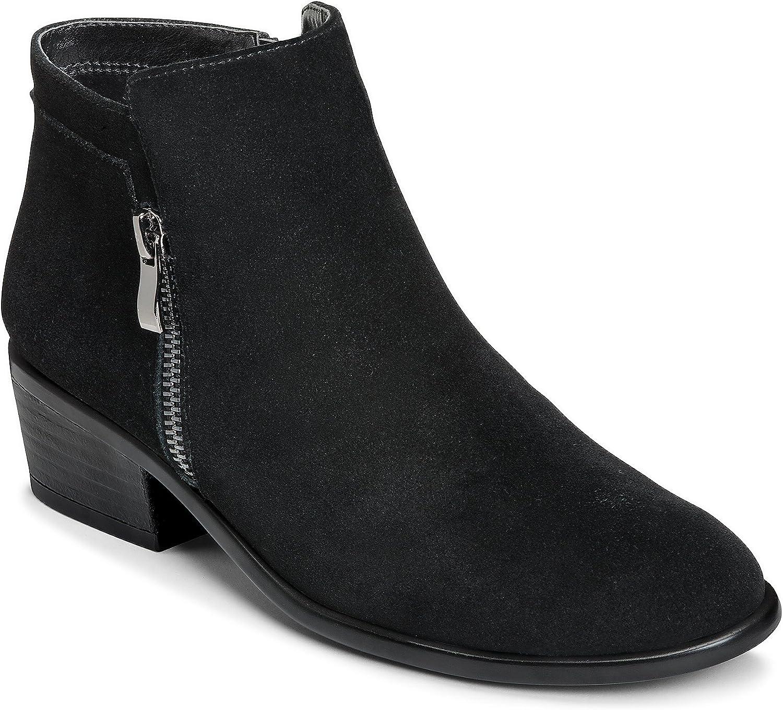 Aerosoles Woherren Mythology Ankle Stiefel, schwarz Suede, 7 W US