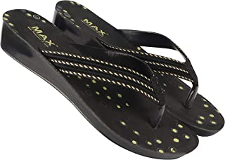 Camfoot-5020 Brown Exclusive Range of Flats Slippers for Women