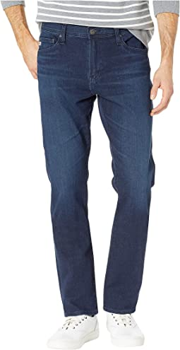 Everett Slim Straight Leg Denim Jeans in Equation