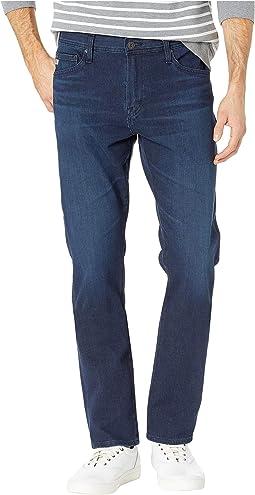 Everett Slim Straight Leg Denim Jeans in Equation
