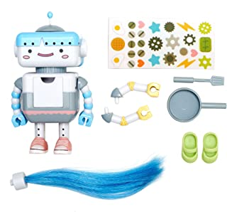 Lottie Busy Lizzie The Robot Accessory Set