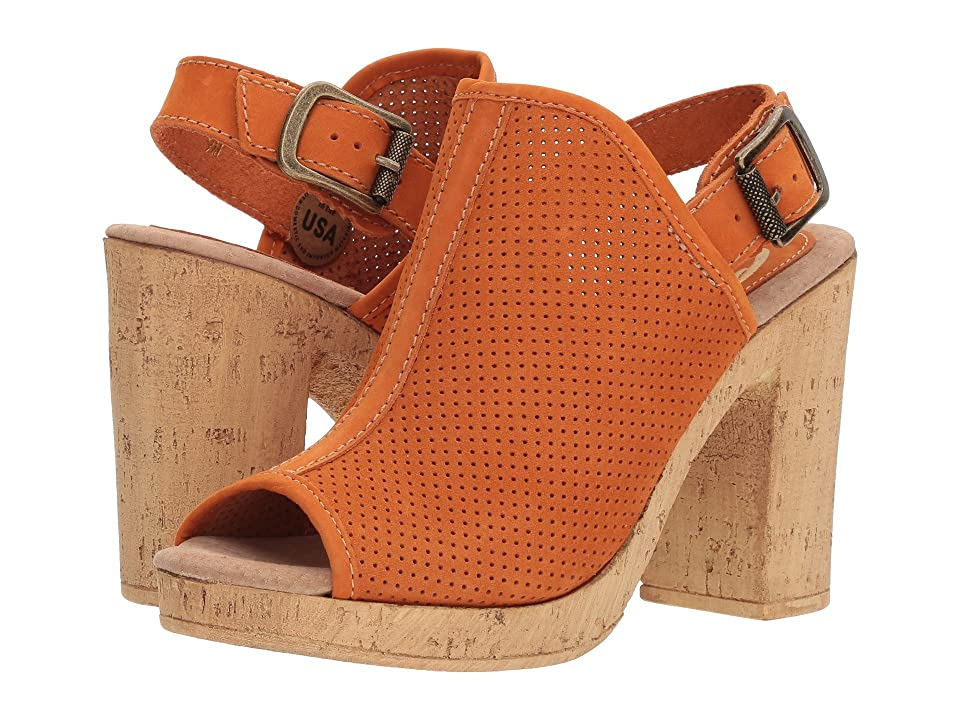 Sbicca Almonte (Orange) High Heels