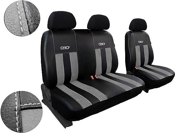 Pokter Alc T6 Transporter Maßgefertigte Sitzbezüge Gt Braun Auto