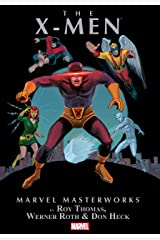 X-Men Masterworks Vol. 4 (Uncanny X-Men (1963-2011)) Kindle Edition