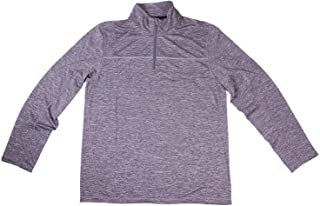 Calvin Klein Men's 1/4 Zip Pullover Athletic Shirt