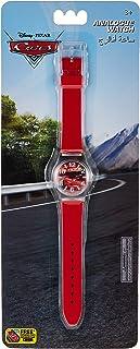 ساعة يد بميناء انالوج ديزني سيارات للاولاد مع حزام - SA8524 سيارات