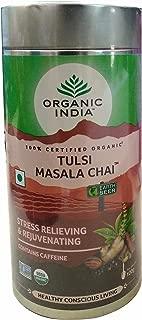 Organic India, Tulsi Chai Masala 100 G (Pack of 2)