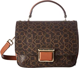 Dani Monogram Crossbody