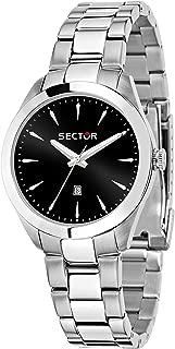 SECTOR Women's R3253588518 Year-Round Analog Quartz Silver Watch