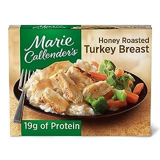 Marie Callender's Frozen Dinner, Honey Roasted Turkey Breast, 13 Ounce