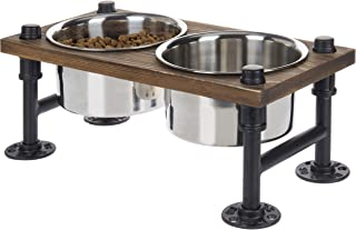 Best rustic dog bowls Reviews