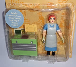 Best lunch lady action figure Reviews