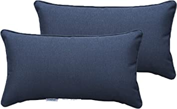 SewKer Dark Blue Indoor//Outdoor Patio Chaise Lounge Cushion 3601-3603