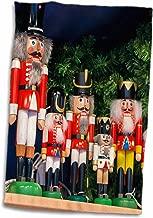 3D Rose Nutcrackers for Sale Rothenburg Germany TWL_188555_1 Towel, 15 x 22
