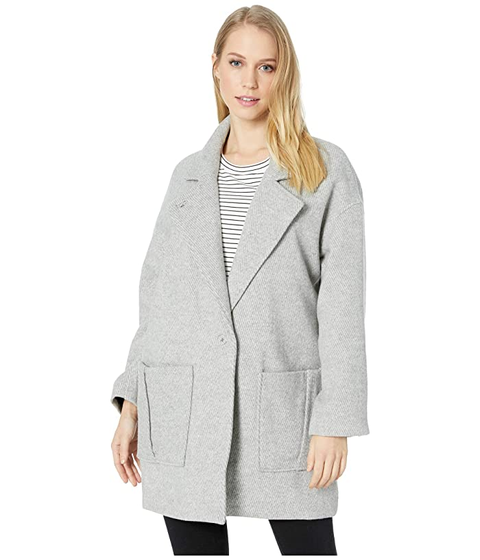 Volcom Volcoon Coat (Heather Grey) Women