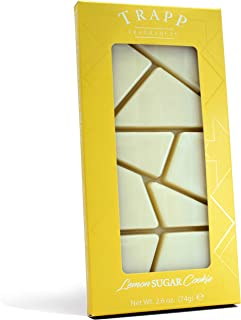 Trapp Candles Seasonal Collection Home Fragrance Melt, Lemon Sugar Cookie