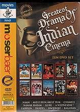 Greatest Drama of Indian Cinema (Ten dvd Set) ( Naam/ Akele Hum Akele Tum/ Chameli/ Namak Haraam/ Guru/ A Wednesday/ Fashion/ Swades/ Haqeeqat/ Baghban)