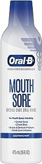 Oral-B Mouth Sore Mouthwash Special Care Oral Rinse, 16 fl oz