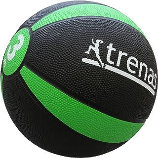 7464b9821 TRENAS Balón medicinal de goma Pro – La profesional – Balón medicinal 1  hasta 5 kg