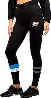 UNK NBA Women's Leggings Perimeter Fitness Sport Yoga Pants, Black