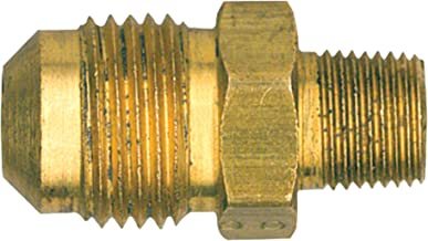 Natural Gas Orifice Connector Conversion Adapter for Bayou Classic Banjo Burner 3/8