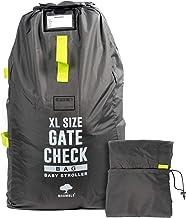 Extra Große Transporttasche Reisetasche für Kinderwagen Kinderbuggy Kindersitz Autokindersitz - Langlebige & Wasserdichte - Flugzeug Gate Check In - Einfach zu Identifizieren am Flughafen Gepäckband