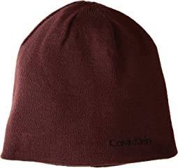 Solid Reversible Hat
