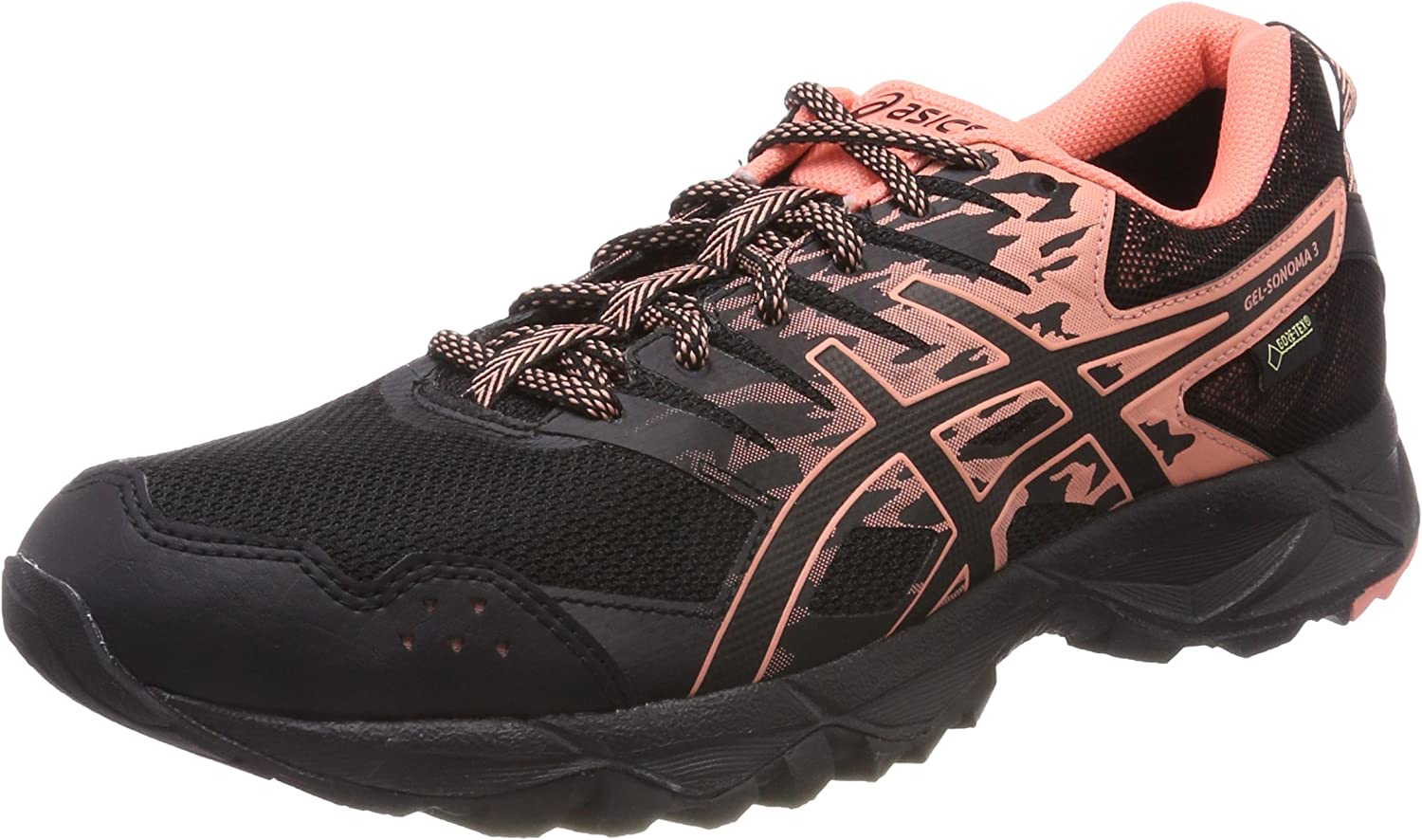 ASICS Gel Sonoma 3 Womens Gore-Tex Running Shoes Trainers
