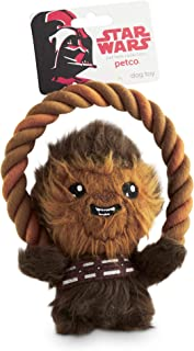Star Wars Chewbacca Ring Dog Toy