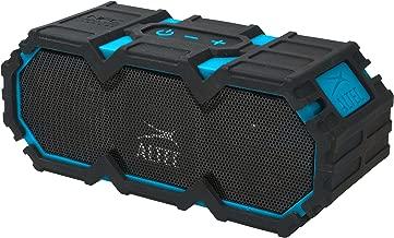 Altec Lansing iMW575 Life Jacket 2 Bluetooth Speaker Waterproof Wireless Bluetooth Speaker, Hands-Free Extended Battery Outdoor Speaker, Ultra-Portable 10ft Range, Blue